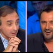 Eric Zemmour... remis à sa place par Frédéric Lopez ! Regardez le clash !