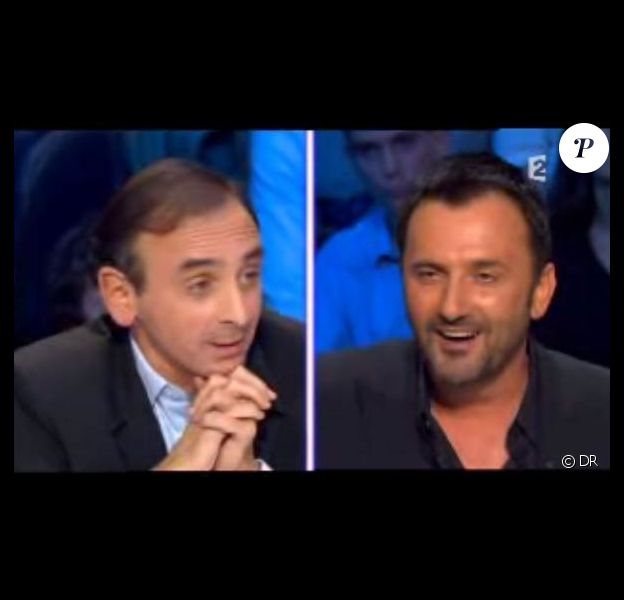 Eric Zemmour VS Frédéric Lopez : le clash surprise chez Laurent Ruquier !