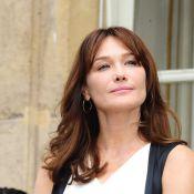 Carla Bruni-Sarkozy : La première dame de France analysée... sans ménagement et mise à nu !