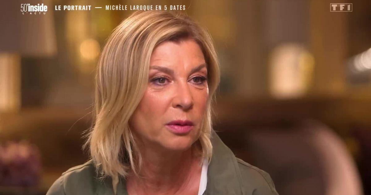 """Michèle Laroque révèle pourquoi sa fille Oriane a eu """"besoin de s'éloigner"""" d'elle"""
