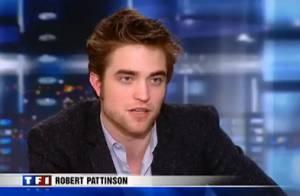 Robert Pattinson : Le vampire a fait craquer Laurence Ferrari... et elle ne manque pas de lui dire !