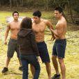 Twilight II : la scène des loups-garous