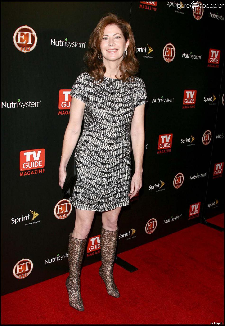 Dana Delany Desperate Housewives A La Soiree Hot List A Los Angeles Le 10 Novembre 2009 Purepeople