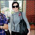 Ashlee Simspon se rend dans un centre médical à Beverly Hills le 11 novembre 2009