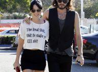 Russel Brand et Katy Perry : Paris, L.A., Londres, ils vivent leur amour au grand jour ! Trop mignons !