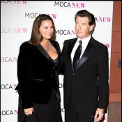 Pierce Brosnan et sa femme chérie, Michael York et son épouse... très élégants avec la jolie Daisy Fuentes !