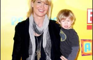 Jenna Elfman bien ronde, Lisa Kudrow ravissante... avec les stars des Feux de l'Amour !