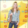 "Lauralee Bell lors des ""Creative Arts Equitable"", le 15 novembre 2009"