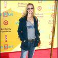 """Lisa Kudrow lors des """"Creative Arts Equitable"""", le 15 novembre 2009"""