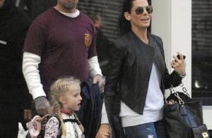 Sandra Bullock : Elle continue de narguer l'ex-femme de son mari... avec sa fille Sunny !