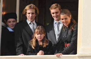 Charlotte Casiraghi et sa petite soeur Alexandra, tellement complices... avec toute la famille de Monaco !
