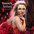 Britney Spears très sensuelle pour la publicité de son parfum Hidden Fantasy