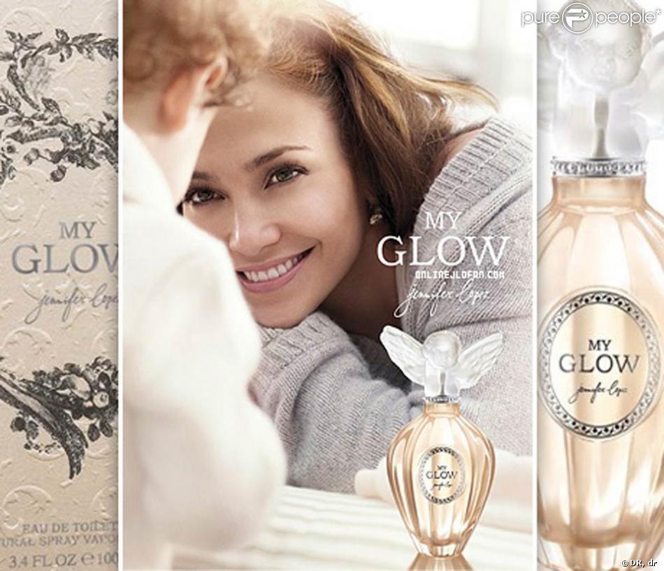 jennifer lopez tr s glamour pour la publicit de son parfum my glow. Black Bedroom Furniture Sets. Home Design Ideas