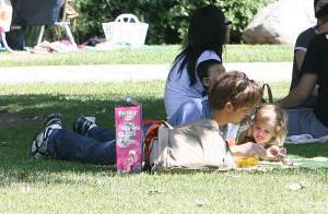 Anna Nicole Smith : Sa craquante fillette Dannielynn... sa plus belle réussite !