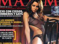 """Dafne Fernandez : regardez, la danseuse de la série """"Un Dos Tres"""", dévoile son corps de rêve... intégralement !"""