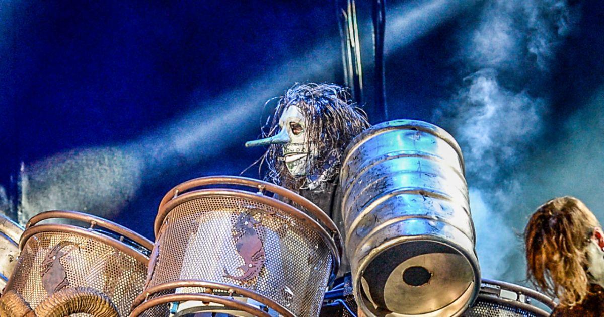 Slipknot : Mort de Joey Jordison, batteur du groupe de heavy metal