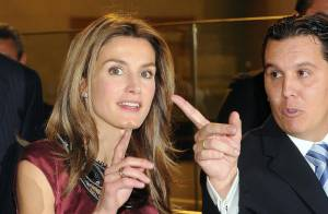 Letizia d'Espagne voit rouge ! Son mari Felipe est... mieux habillé qu'elle !