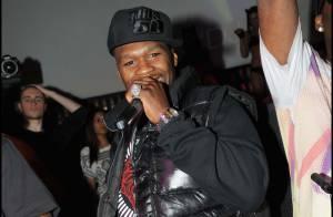 50 Cent met le feu au VIP Room Theater... C'est sûr, Paris est à lui !
