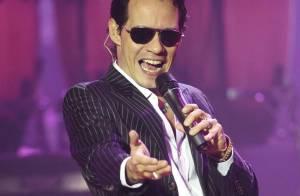 Marc Anthony : le mari de Jennifer Lopez est un véritable showman... muy caliente !