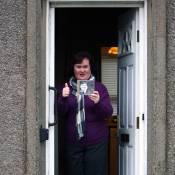 Susan Boyle : premier album... premier record ! La promo faite maison... ça marche !