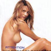 Regardez une ex-Miss France dans le plus simple appareil... à quelques jours de la nouvelle élection !