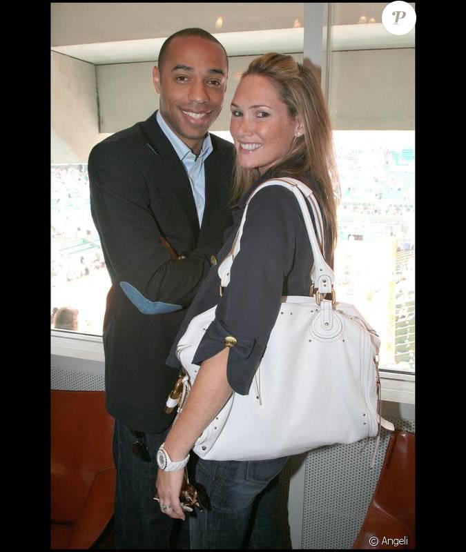 Articles De Bulge Football Taggés Thierry Henry: Thierry Henry Et Claire Merry