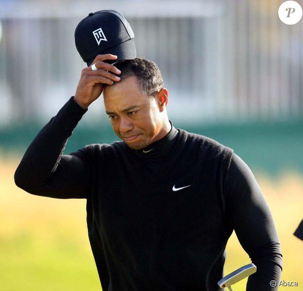 Tiger Woods avoue tout. Oui, il a trompé sa femme Elin Nordegren. 1er décembre 2009.