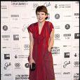 La brillante Carey Mulligan, à l'occasion des 12e British Independent Film Awards, qui se sont tenus au Brewery de Chiswell Street, à Londres, le 6 décembre 2009.