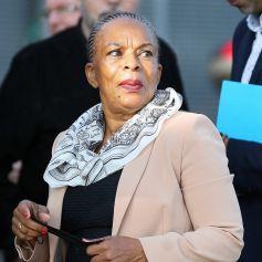 Christiane Taubira à Paris