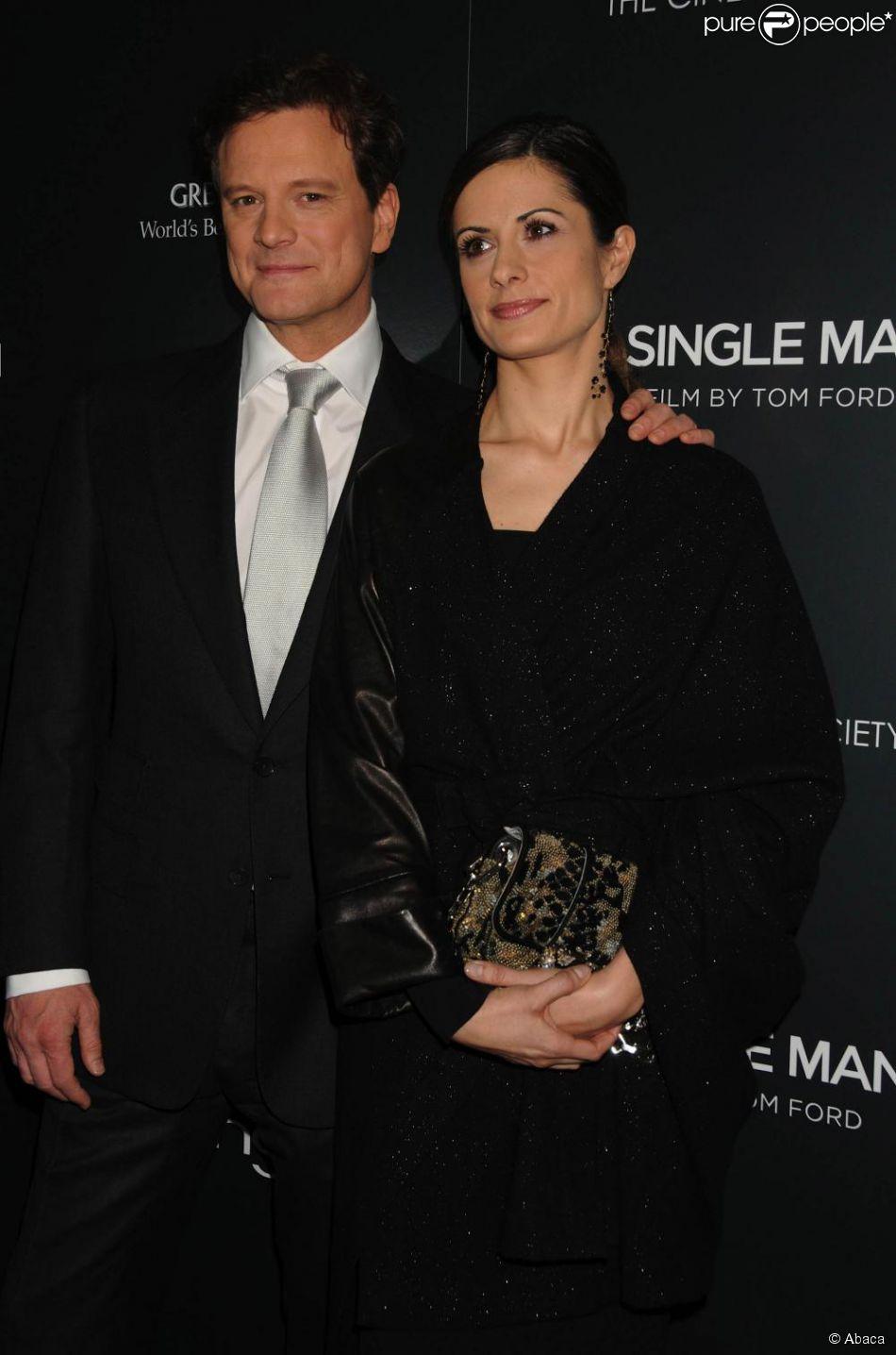 Colin Firth et son &#2...