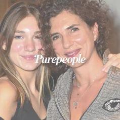 Michel Galabru : Sa fille Emmanuelle et sa petite-fille complices pour un bel évènèment parisien