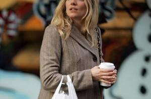 Sienna Miller : 8h du matin, sans maquillage... Jude Law la rend superbe !