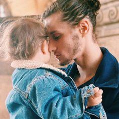 Jean-Baptiste Maunier et son fils Ezra