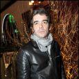 Xavier de Moulins lors de la soirée Chivas Christmas Knight chez Castel à Paris le 9 décembre 2009