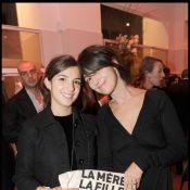 Zabou Breitman avec sa jolie fille, Mélanie Thierry, Zoé Félix, Hafsia Herzi... elle adorent toutes être au Comptoir !