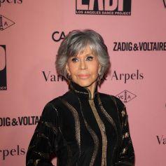 """Jane Fonda - Les personnalités assistent au gala annuel """"L.A Dance Project"""" à Los Angeles, le 16 octobre 2021."""