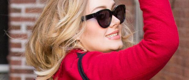 Adele : Ce cadeau d'une autre star, un peu dégoûtant, qu'elle affiche chez elle...