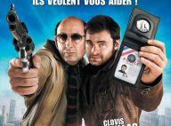 Regardez Kad Merad et Clovis Cornillac travailler pour notre sécurité... Ça fait peur !
