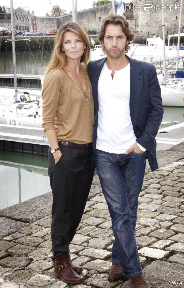 Frédéric Diefenthal et Gwendoline Hamon