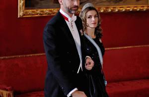 Letizia et Felipe d'Espagne : un couple princier toujours au summum de l'élégance... de jour comme de nuit !