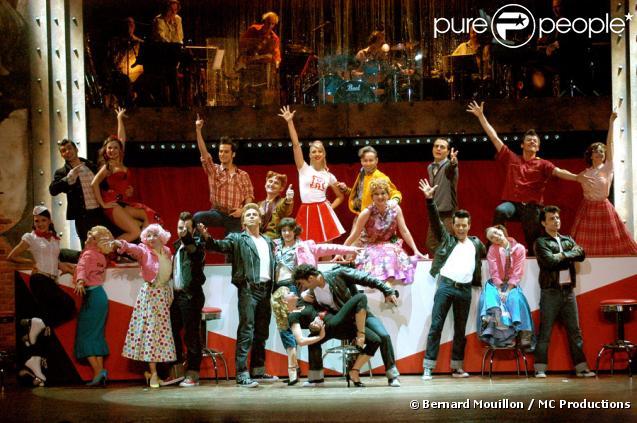 Comedie Musicale Grease Grease la Comédie Musicale à