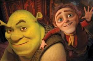 Shrek 4 : Regardez les premières images du dernier épisode... avec un Chat Potté surprenant !
