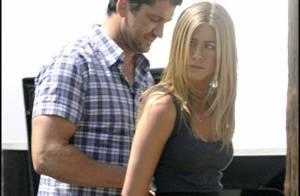 Regardez la belle Jennifer Aniston se faire... martyriser par Gerard Butler !