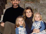 Letizia d'Espagne, son époux Felipe et leurs adorables fillettes ont un message pour vous... Avec toute la famille royale ! (réactualisé)