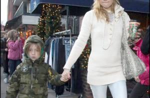 Kate Hudson : Elle s'évade en famille pour oublier ses peines de coeur !