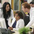 Chandra Wilson, Sara Ramirez et Kevin McKidd dans la nouvelle saison 6 de Grey's Anatomy