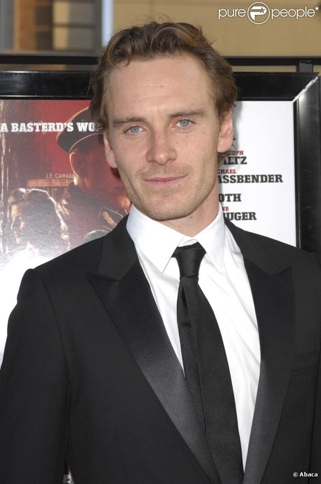 michael fassbender inglourious basterds. Michael Fassbender, formidable