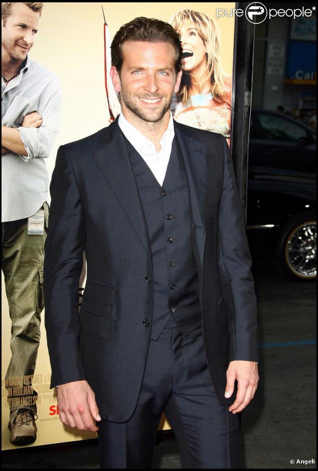 Bradley Cooper, hilarant dans Very Bad Trip, est le sex-symbol de Hollywood de l'année 2009