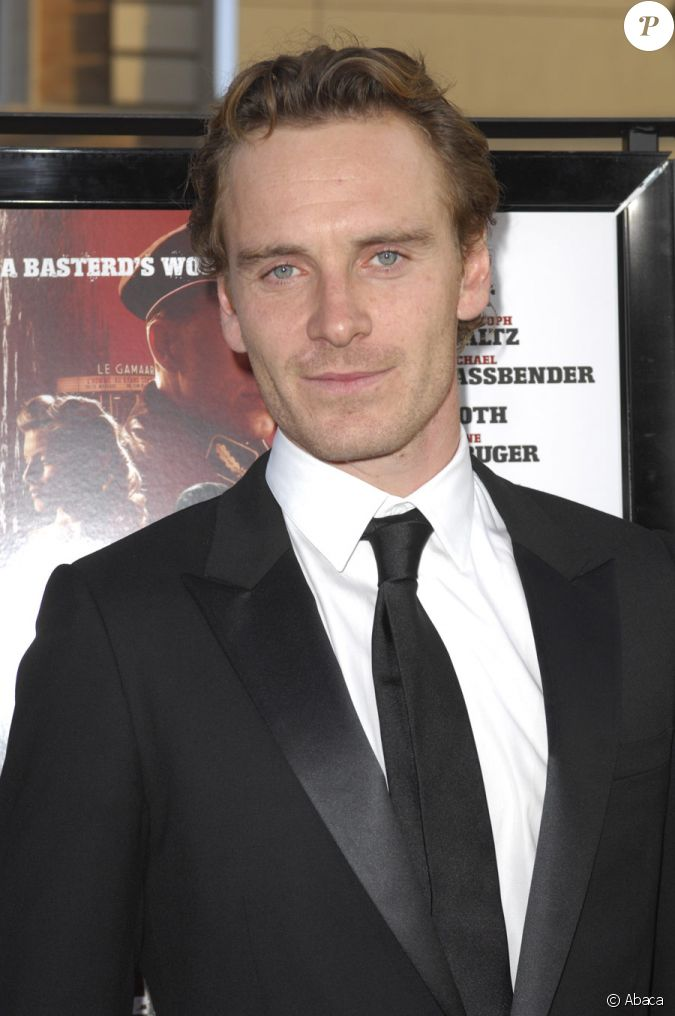 Michael Fassbender, formidable dans Inglourious Basterds ...