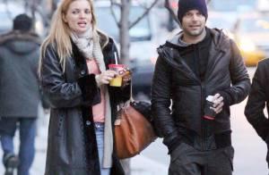 Ricky Martin : Sans ses jumeaux, mais en adorable compagnie !